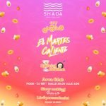 El Martes Caliente special edition allo Shada Beach di Civitanova
