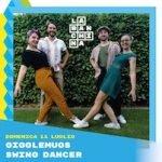 Gigglemugs + Swing Dancers a La Banchina di Ancona