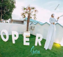 Inaugurazione Mercoledì all'Operà Beach Club di Riccione