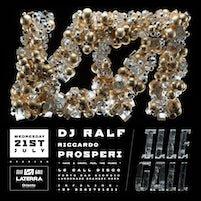 Opening Illegall con dj Ralf alla Discoteca Le Gall di Porto San Giorgio