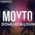 Luca Moretti dj al Moyto Disco Beach di Porto Sant'Elpidio
