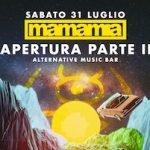 Apertura parte II Mamamia Senigallia