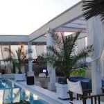Party in piscina alla Discoteca Pascià di Riccione