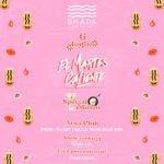 El Martes Caliente special edition allo Shada Club