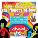 The Flowers of Love allo Chalet Del Mar di Fano