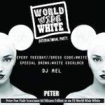 World Wide White alla Discoteca Peter Pan di Riccione