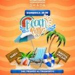Beach party allo Shada di Civitanova