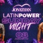 I Latin Power al Jonathan di San Benedetto Del Tronto