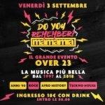 Mamamia di Senigallia, Do You Remember