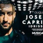 Joseph Capriati alla Discoteca Musica di Riccione