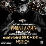 Damian Lazarus alla Discoteca Musica di Riccione