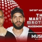 Musica Club Riccione, guest The Martinez Brothers