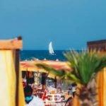 Sabato prima di Ferragosto al Papeete Beach di Milano Marittima