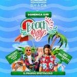 Beach party allo Shada Club di Civitanova
