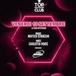Carlotta e Matteo Strocchi al Top Club by Frontemare di Rimini