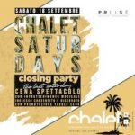 Closing Party estate 2021 Chalet Del Mar di Fano