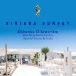 Dj Andrea Cardillo al Riviera Sunset di Misano Adriatico