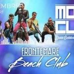 I Moka Club al Frontemare discoteca ristorante di Rimini