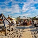 Mare, spiaggia e musica al Playa Boho beach di Riccione