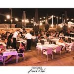 Party Latino al ristorante discoteca Frontemare di Rimini