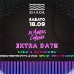 Closing Party Estate 2021 Shada Civitanova Marche